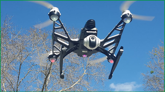 Home Inspections and Drone Inspections